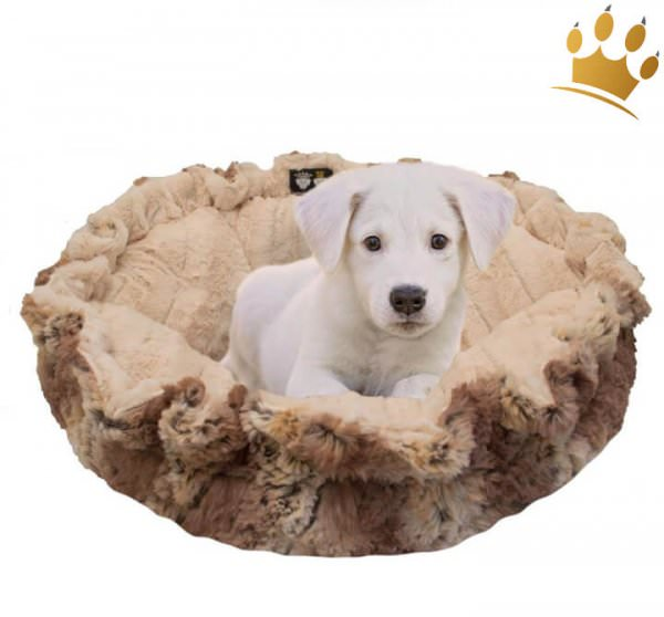 Hundebett Bessie & Barnie Cuddle Pod - Natural Beauty and Simba