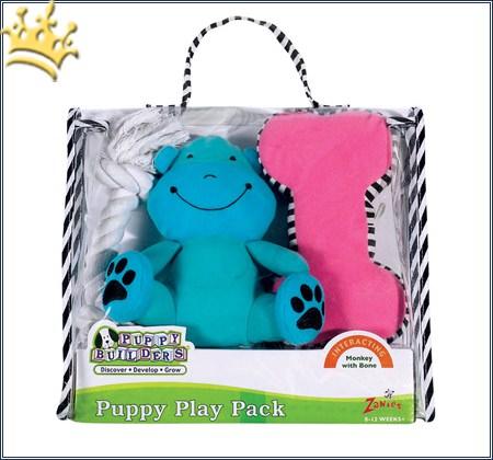 Spielzeugtasche Puppy Monkey