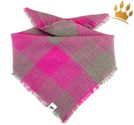 Duftmarke DoggyDana Leini Karo Pink