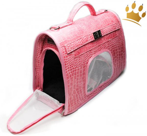 Hundetasche Charlston Pink