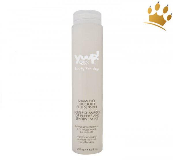Hundeshampoo Yuup für Welpen