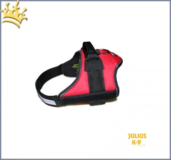 Julius-K9® Powergeschirr Rot