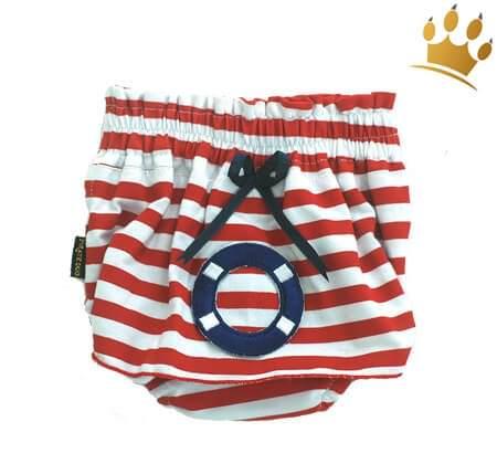 Hundeschutzhose Lifeguard Red