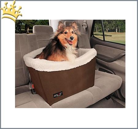 Hunde-Autositz Solvit Deluxe ab 15kg