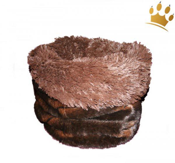 Hunde Cuddle Cup Schoko Fur Shag
