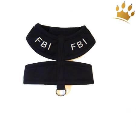 Soft Brustgeschirr FBI