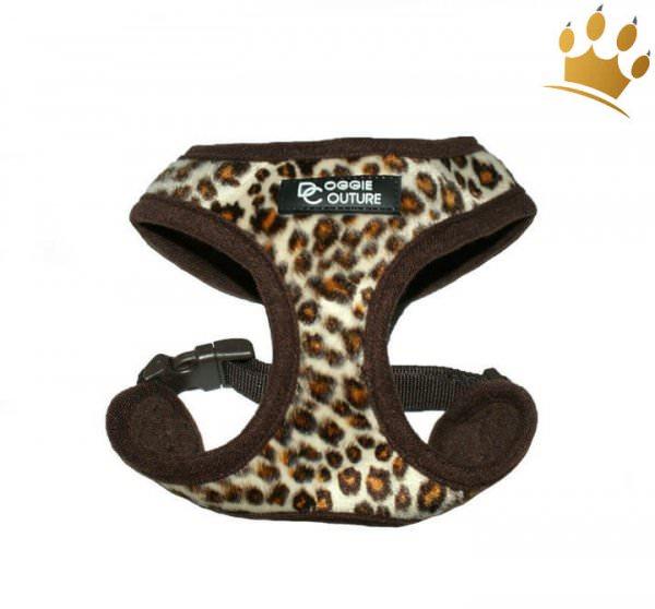 Softgeschirr Doggie Couture Leo Fur
