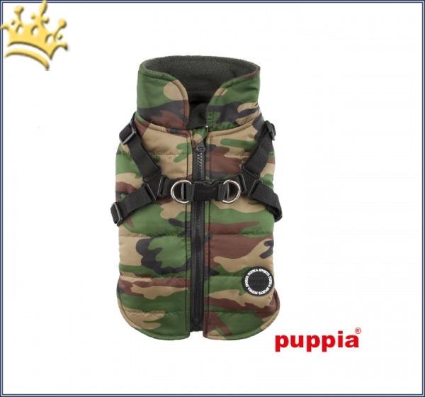 Puppia Hundemantel MOUNTAINEER II Camouflage