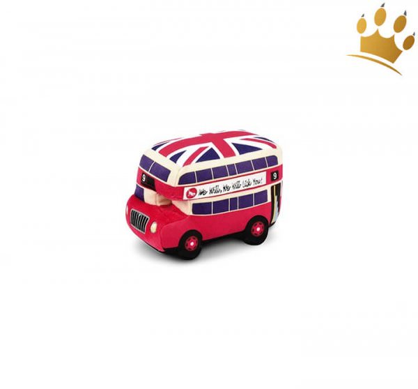 Hundespielzeug Lickety-Split Bus