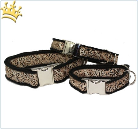 Hundehalsband Wild Serengeti
