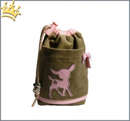 Sniff Bag Pink Bambi