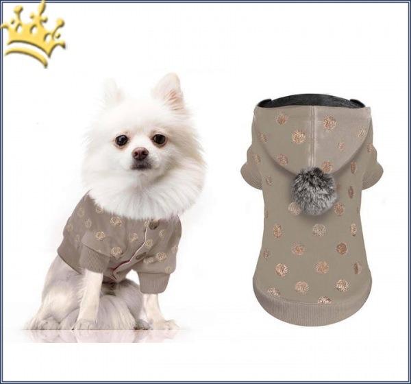 Milk & Pepper Hundesweater Comet