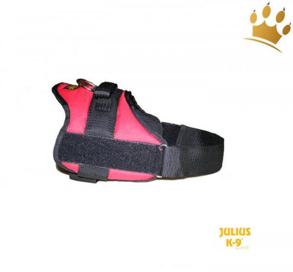 Julius-K9® Talking Power Pro rot