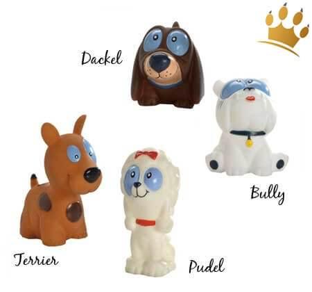 Hundespielzeug Doggie Gang