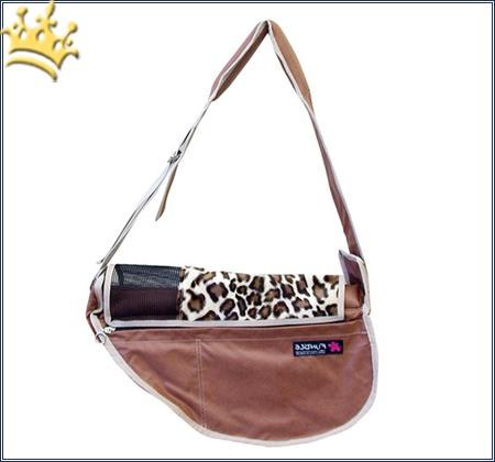 Schultertasche Fundle® Leopard