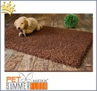 Pet Summerfloor Hundeteppich Choco