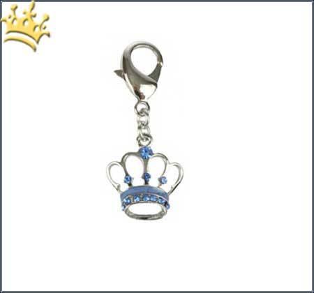 Strassanhänger Krone Blau