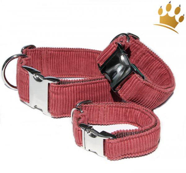Hundehalsband Ritmo Deluxe Malve