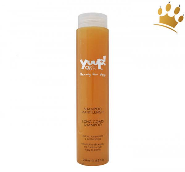 Yuup Hundeshampoo für langes Fell 250ml