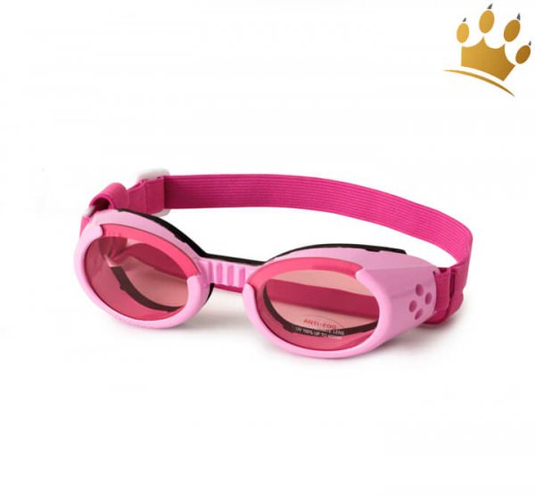 Doggles® Hundesonnenbrille Shiny Pink ILS