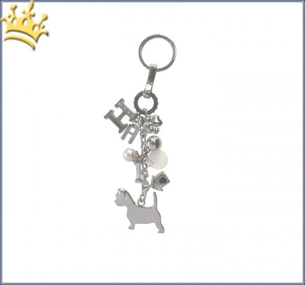 Schlüsselanhänger Charm West Highland Terrier
