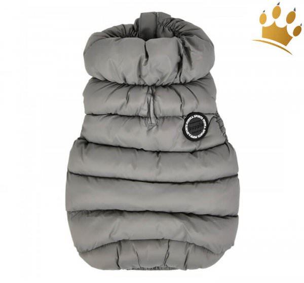 Puppia Hundemantel Ultralight Weste Grau