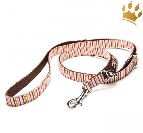 Hundeleine Spot On Pink