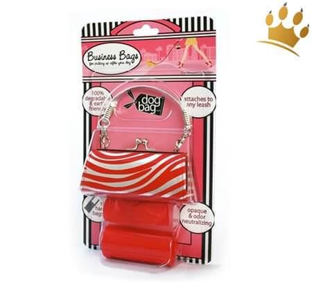 Kotbeuteltasche Business Bag Red Zebra