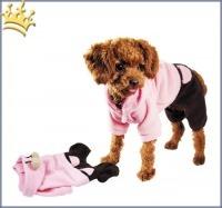 Hunde-Jumper Smooth Rosa