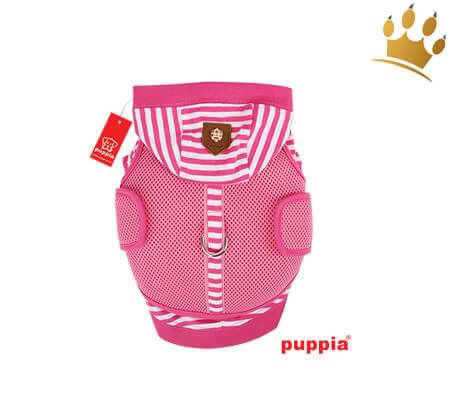 Hundesweater & Geschirr 2 in 1 Twosome Pink