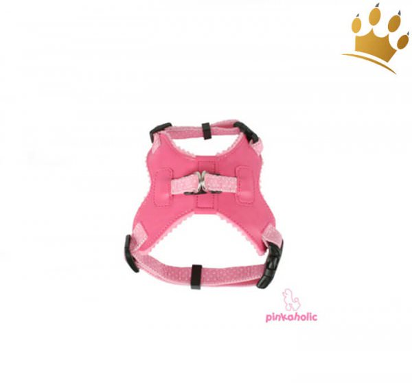 BONE HARNESS Pink