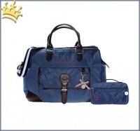 Reisetasche Big Hazel und Bag Blau