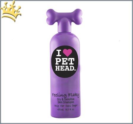 Hundeshampoo Pet Head Feeling Flaky 475ml