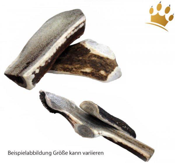 Hunde-Kauknochen aus Hirschgeweih
