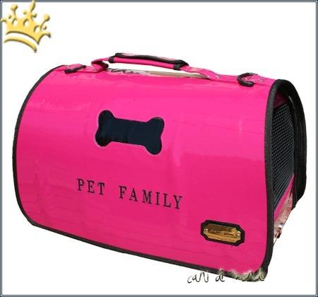 Hundetasche Pink City-Carrier