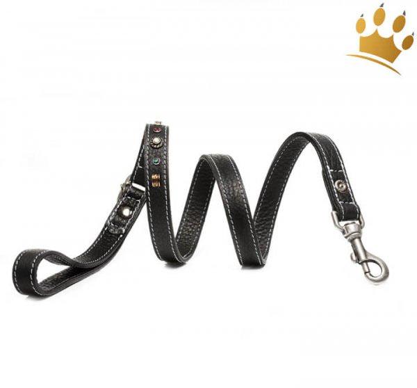 Malucchi Hundeleine GhiBli Black Mirror 110cm