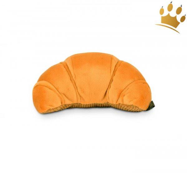 Hundespielzeug Croissant