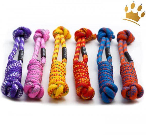 Hundespielzeug Tau Spiely Klein
