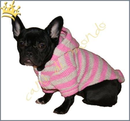 Hundestrickjacke Gina