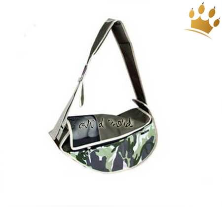 Schultertasche Fundle® Military