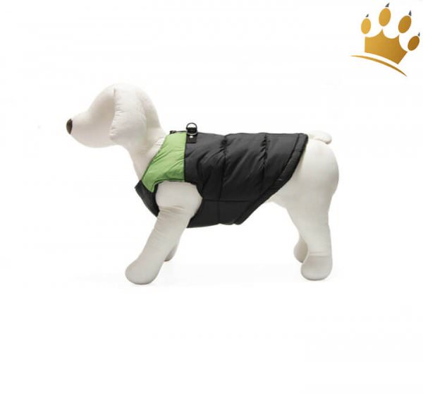Hundeweste Urban Black/Green