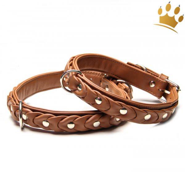 Hundehalsband Ascot de Luxe