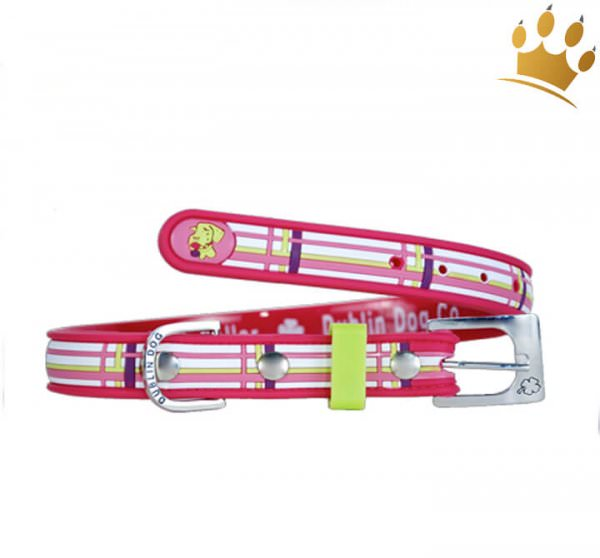 Schwimmhalsband Kiva Pink