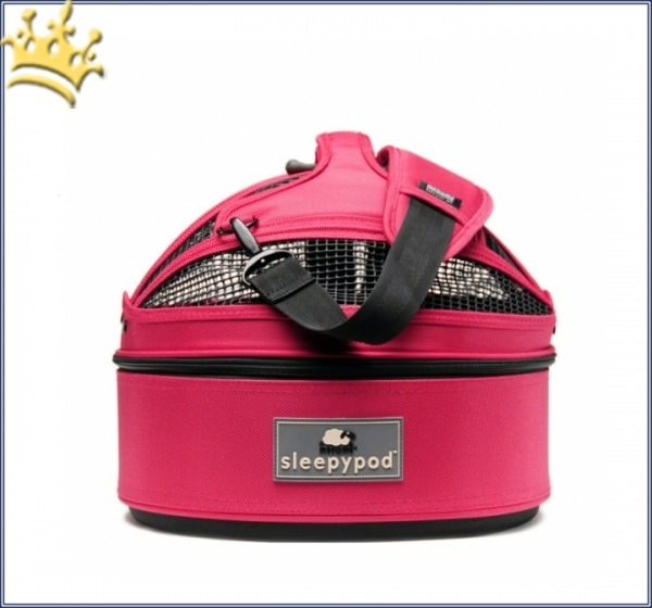 Hundetasche Sleepypod™ Blossom Pink Mini