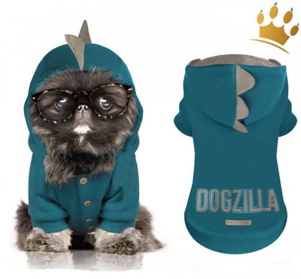 Milk & Pepper Sweater Dogzilla